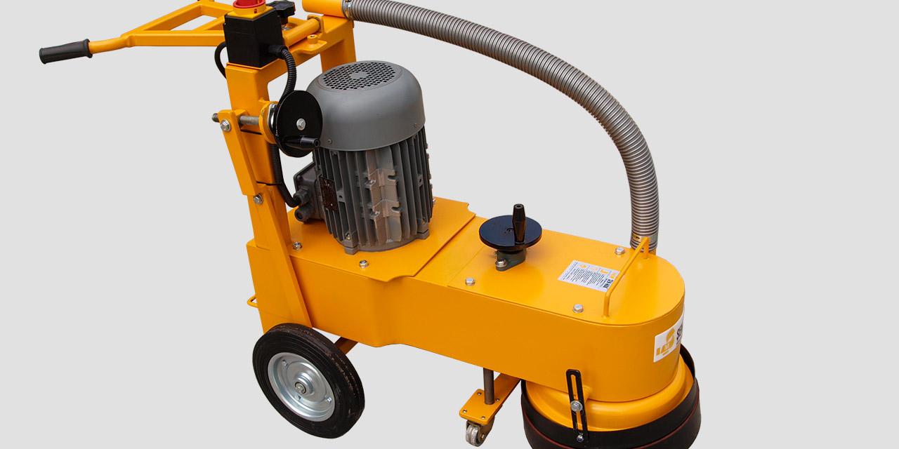 Beton Yüzey elmas taşlama silimi yüzey zemin hazırlığı makinesi